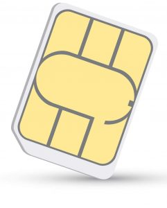 Buying sim card