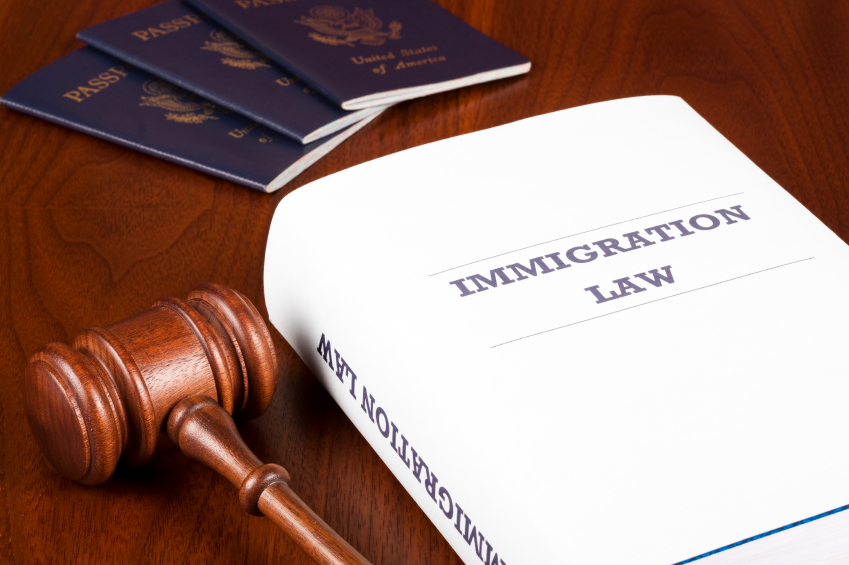 Immigration process Legal