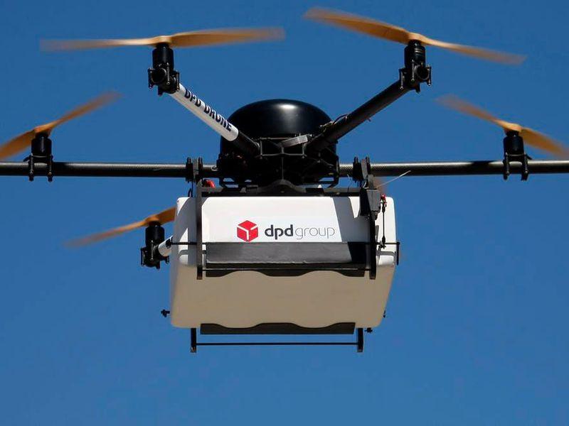 select best Drones