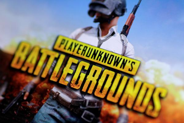note about playerunknowns battlegrounds game