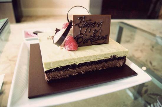 tasty chocolate cake marina bay