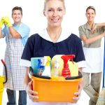 What is all of it concerning for industrial cleansing providers?