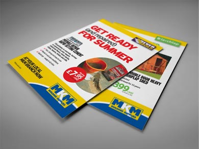 Cheap flyer printing services