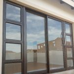 Aluminium doors and windows with New Style, Comfort and more