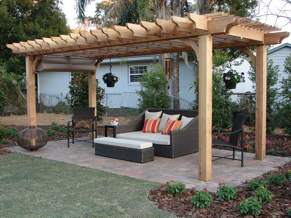 Add a Sense of Serenity and Relaxation to Your Outdoor Living Space