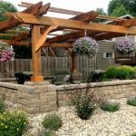 The material you should posses when installing pergolas