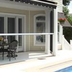 The prominent style of using retractable screens