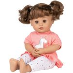 Must-have supplies to renewed an exact child doll