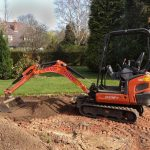 Choosing Mini Diggers Is The Best Option